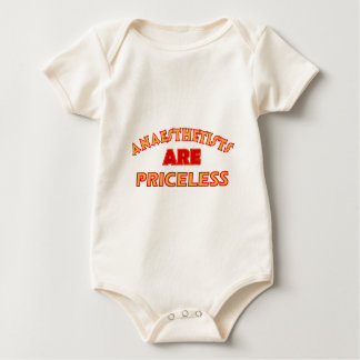 cool Anaesthetists' designs Baby Bodysuit
