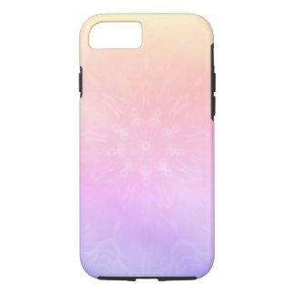 Cool and Colourful Rainbow Mandala design iPhone 8/7 Case