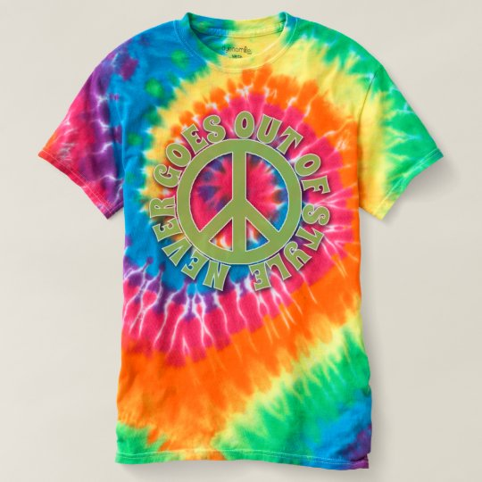 Cool and Groovy Peace Never Goes out Of