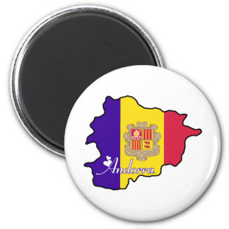 Cool Andorra Magnets