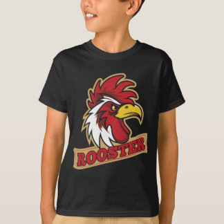 Cool Angry Rooster T-Shirt
