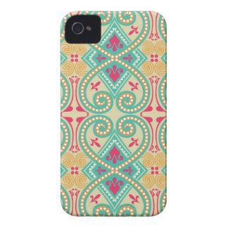 Cool arabesque Case-Mate iPhone 4 cases