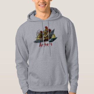 Cool archers t-shirt design