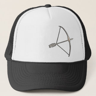 Cool Archery Trucker Hat