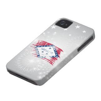 Cool Arkansan flag design Blackberry Bold Case