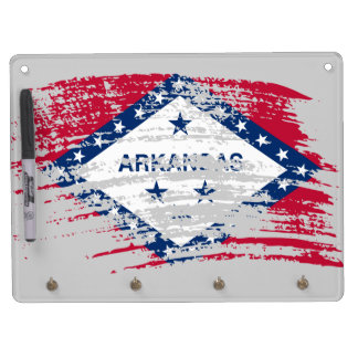 Cool Arkansan flag design Dry-Erase Board