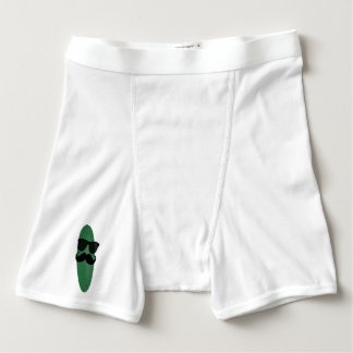 Cool As A Cucumber Male Underwear Boxer Briefs