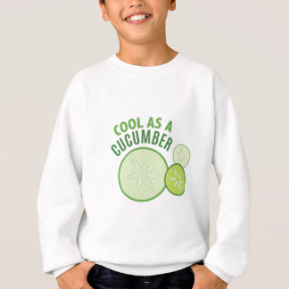 Cool As Cucumber Sweatshirt