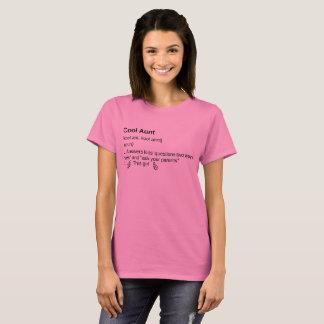 Cool Aunt t-shirt