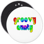 Cool Aunts Christmas & Birthdays : Groovy Aunty Badges