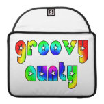 Cool Aunts Christmas & Birthdays : Groovy Aunty Sleeves For MacBook Pro
