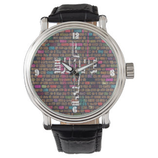 Cool awesome Faith Love Hope graffiti words Watch