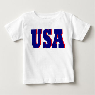 Cool Baby 2012 USA Sports Athletic T-shirt Gift