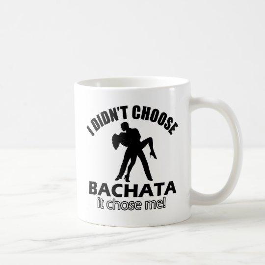 Cool bachata designs coffee mug