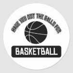 Cool Ball playing sports designs Stickers