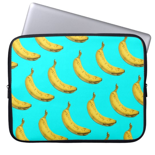 Cool banana laptop sleeve