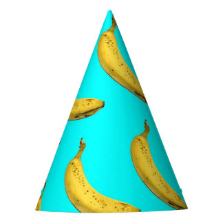Cool banana party hat