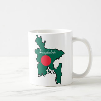 Cool Bangladesh Coffee Mug