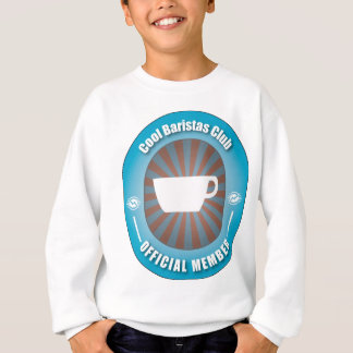 Cool Baristas Club Sweatshirt