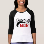 Cool Baseball Mum Sporty Mother's Day