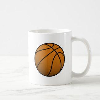 Cool Basketball and Custom Sports B Ball Mug