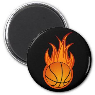 Cool Basketball magnet