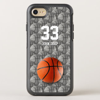 Cool Basketball No | Sport OtterBox Symmetry iPhone 7 Case
