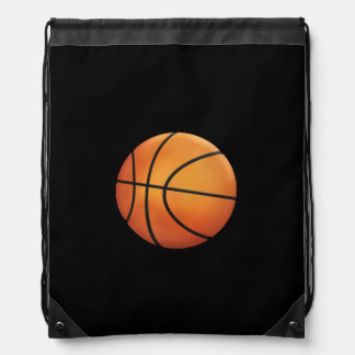 Cool Basketball | Sport Gift Drawstring Bag