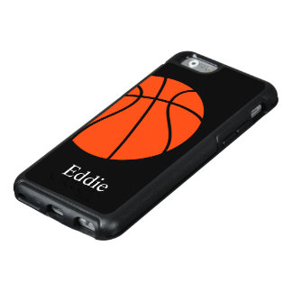 Cool Basketball Theme OtterBox iPhone 6/6s Case