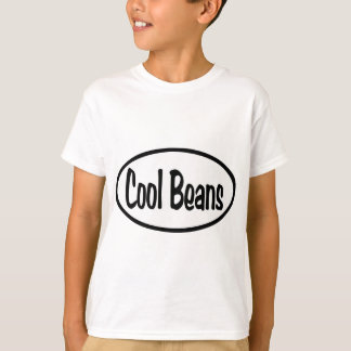 Cool Beans Oval T-Shirt