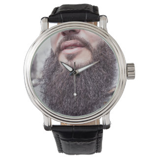 Cool Beard & Mustache watches