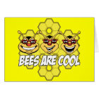 Cool Bees Card