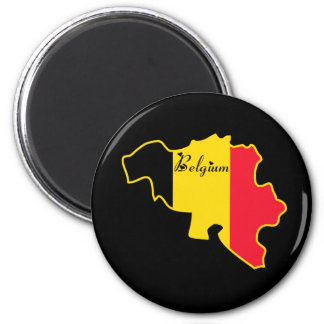 Cool Belgium Magnets