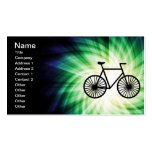 Cool Bicycle Pack Of Standard Business Cards