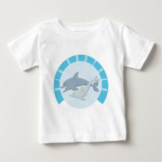 Cool Big Brother Shirt - Dolphin Theme