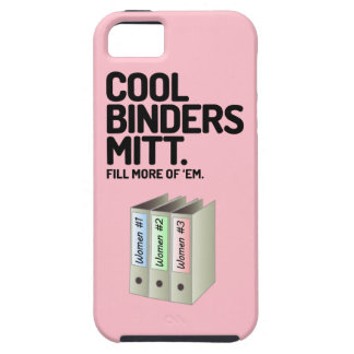 Cool Binders Mitt Fill More of Em iPhone 5 Case