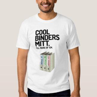 Cool Binders Mitt, Fill More of 'Em. T-Shirt