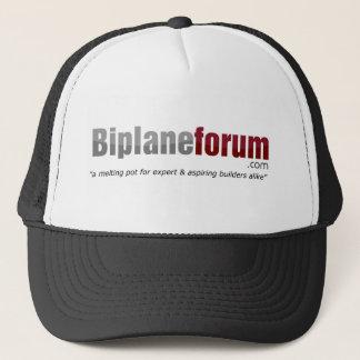 Cool biplane forum cap