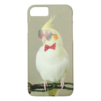 Cool bird phone cover