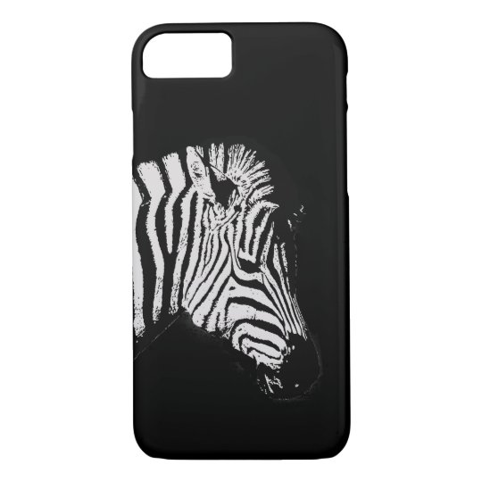 Cool black and white zebra animal wildlife black