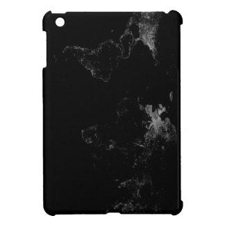 Cool Black&White World map iPad Mini Cases