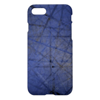 Cool Blue Background iPhone 7 Case