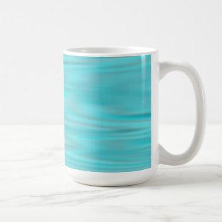 Cool Blue Marble Classic Coffee Mug