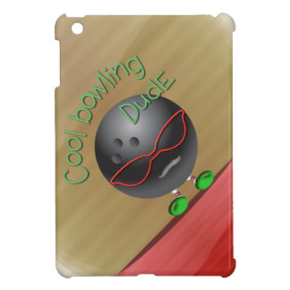 Cool Bowling Dude Cover For The iPad Mini