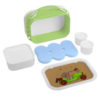 Cool Boys' Lunch Box - Fast Rainbow