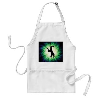 Cool Breakdancer Adult Apron