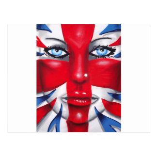 Cool Britannia Postcard