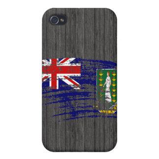 Cool Britisher flag design iPhone 4 Case