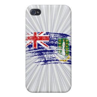Cool Britisher flag design iPhone 4 Cases