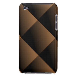 Cool Brown Gradient Barely There iPod Covers